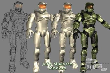 Un nuevo vistazo a la versión para PC de Halo 2