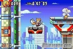 Sonic Advance 3 nos enseña sus cartas.