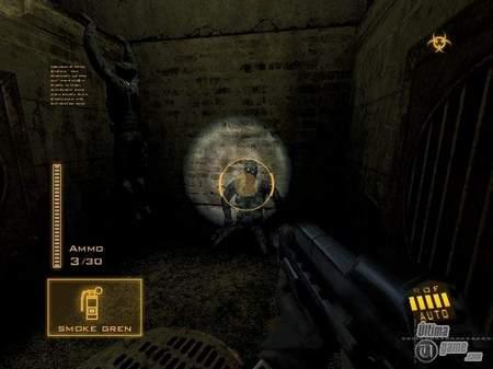 Últimas imágenes de Splinter Cell: Pandora Tomorrow