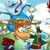 Rayman Origins PC, PS3, Xbox 360, Wii, 3DS y  Ps Vita