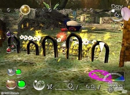 14 nuevas imágenes de Pikmin 2