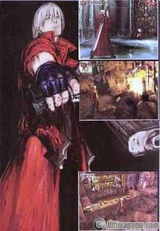 Capcom abre la página web europea de Devil May Cry 3: Dante