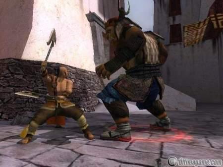 Nuevas imágenes de Jade Empire en su versión PC
