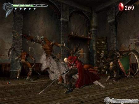 10 nuevas imágenes de Devil May Cry 3: Dante