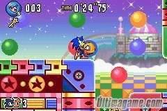 Ya se acerca Sonic Advance 3 para GameBoy Advance