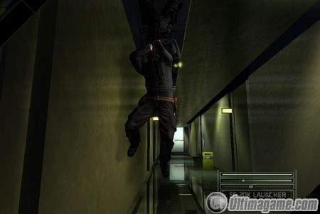 Espectacular video del modo multijugador de Splinter Cell: Chaos Theory