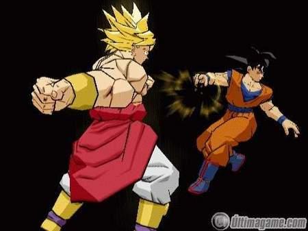 Dos nuevas imágenes de Dragon Ball Z Budokai 3 para PS2
