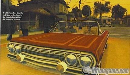 Así es la versión HD para Xbox 360 de Grand Theft Auto: San Andreas