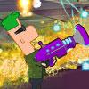 Phineas y Ferb: A través de la Segunda Dimensión consola