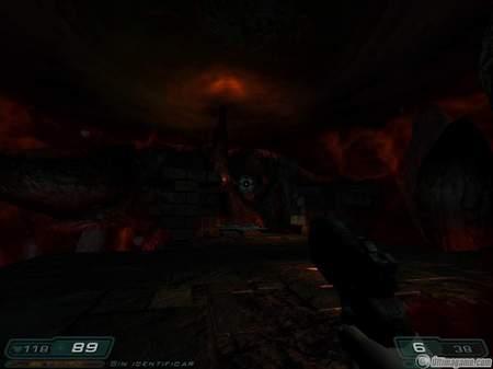 4 nuevas imágeses de Doom 3 para Xbox