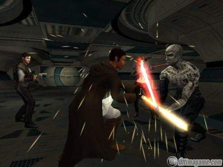 5 nuevos artworks de Star Wars  Knight of the Old Republic 2: The Sith Lords