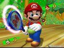 Nuevas capturas de Mario Tennis para GameCube