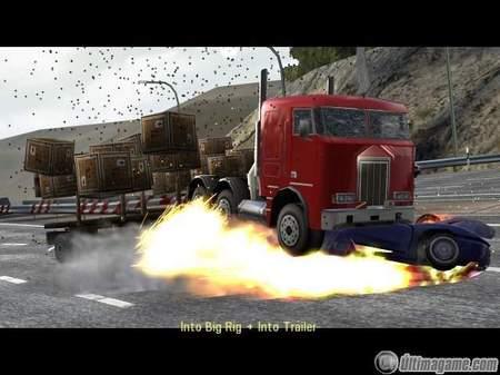 Nuevo video e imágenes de Burnout 3: Takedown