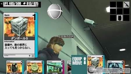 Nuevo scan de Metal Gear Acid