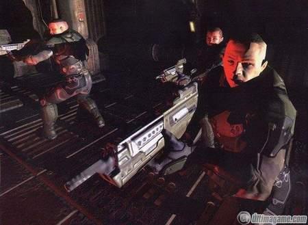 Quake 4, en Octubre en su versión PC
