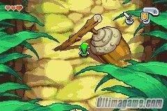 22 nuevas imágenes de The Legend of Zelda: The Minish Cap