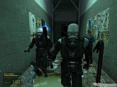 Rumor: Xbox 360 podría tener su propia versión de Half Life 2