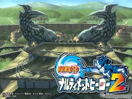 Así lucha un ninja; nuevas capturas y detalles de Naruto - Ultimate Ninja 2 para PS2