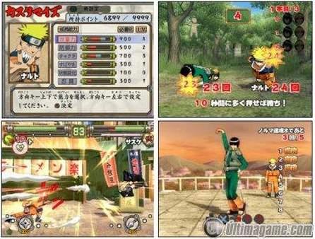 Naruto: Narutimetto Hero 2