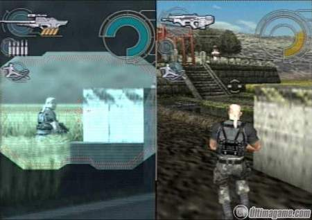 Primeros detalles de Ghost in the Shell: Stand Alone Complex para PSP