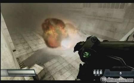 E3 2004 - 5 nuevas imágenes de Killzone