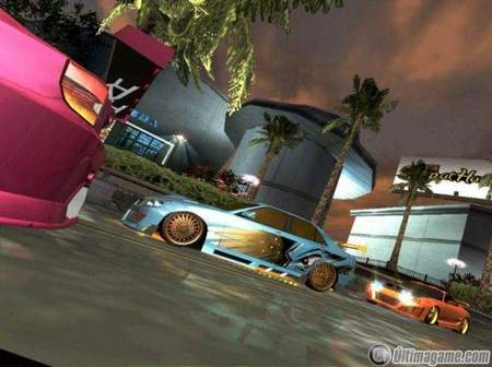 Primera imagen de Need for Speed Underground 2 para Nintendo DS