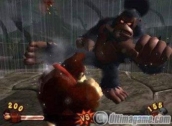 9 nuevas capturas de Donkey Kong Jungle Beat