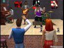 6 nuevas imágenes del primer pack de expansión para  Los Sims 2 titulado 'Universidad'