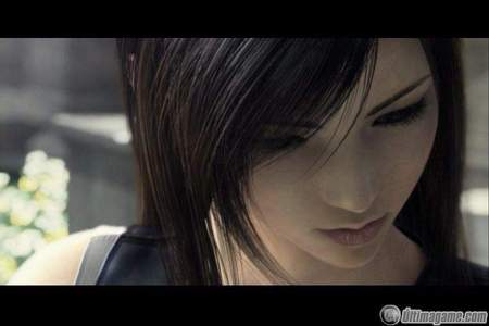 Square Enix abre la página oficial americana de Final Fantasy VII: Advent Children