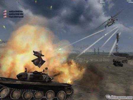 Ya tenemos primera actualización de Battlefield 2