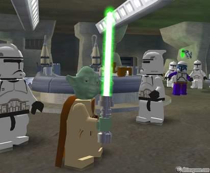 6 nuevas imágenes de Lego Star Wars: El Videojuego