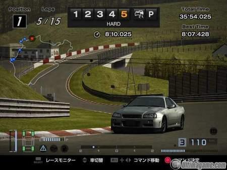Gran Turismo 4, con extras en su versión PAL