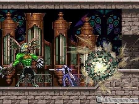 Castlevania: Dawn of Sorrow ya está en las tiendas