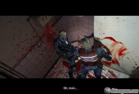 27 nuevas imágenes de Cold Fear