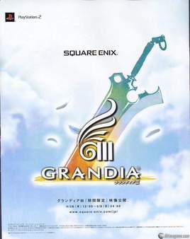 Square Enix ofrece un nuevo trailer en inglés de Grandia 3