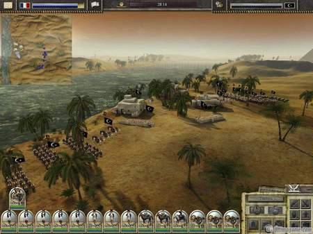Imperial Glory - La batalla de las pirámides