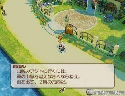 Namco muestra las primeras imágenes de la versión USA de Tales of Legendia