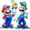 Mario & Luigi: Dream Team Bros. consola
