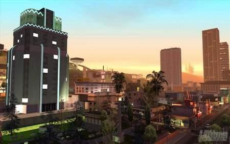 Primeras imágenes de la versión para PC de Grand Theft Auto: San Andreas