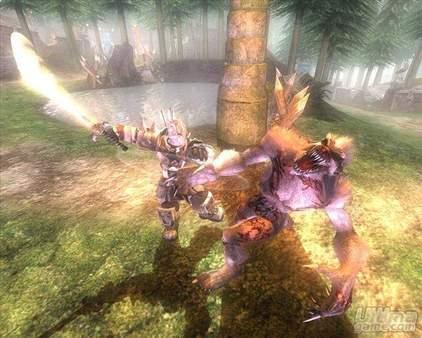 Fable: The Lost Chapters también para Xbox un mes más tarde que en PC