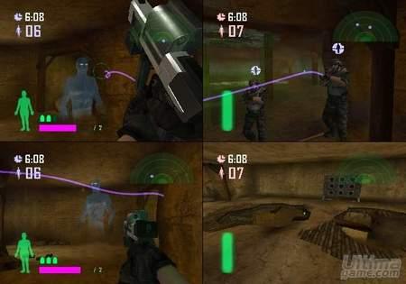 Anunciada la fecha de salida Española de Geist para GameCube
