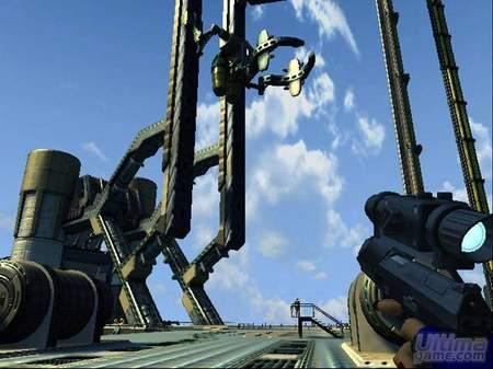 Perfect Dark Zero, título de salida de Xbox 360 en España