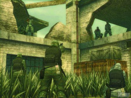 Metal Gear Solid 3 - Subsistence SÍ verá la luz en nuestro país