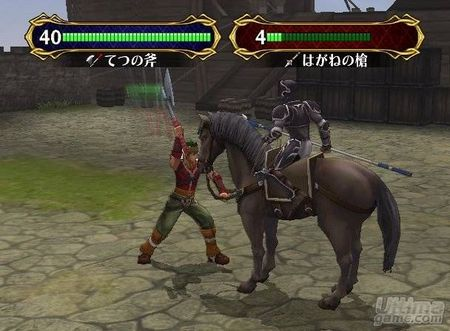 Nuevo video e imágenes de Fire Emblem para GameCube