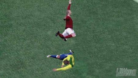 Fútbol en estado puro, nuevas imágenes de FIFA 2006 para Xbox 360