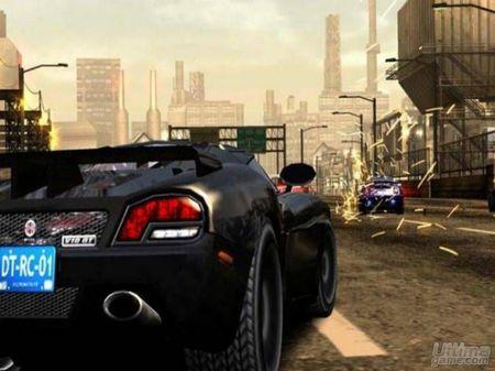 La versión para Xbox 360 de Burnout Revenge, tendrá contenidos extras