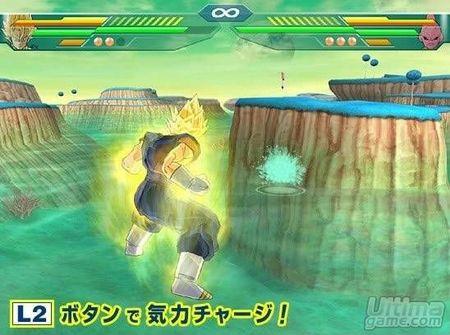 Muten Roshi también estará presente en Dragon Ball Z Budokai Tenkaichi