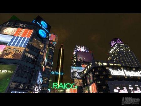 Namco nos muestra el interface que usará Frame City Killer