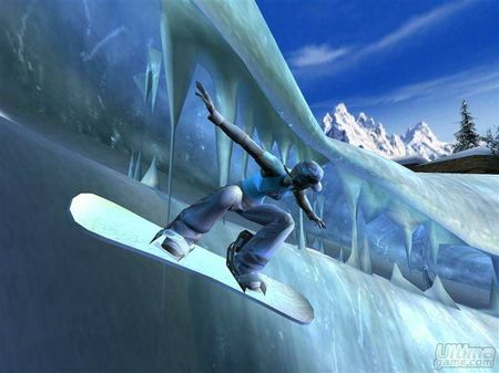 Mario y Luigi se apuntan al esquí en el juego SSX On Tour