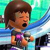 Wii Karaoke U consola